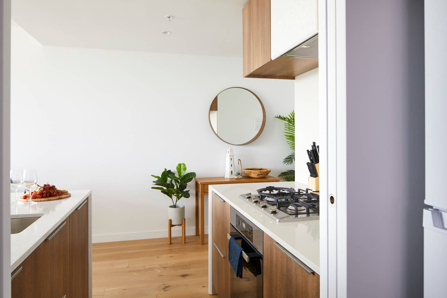 Styling for AirBnB apartment in Williamstown, Melbourne by Visual Statements